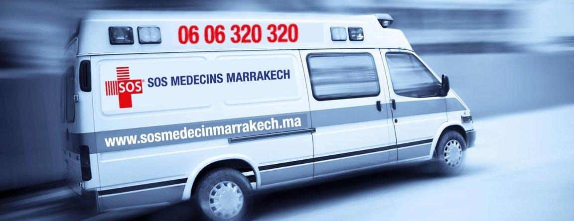 Ambulance sos medecin marrakech